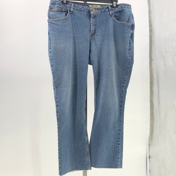 7b04178b Riders by Lee Jeans | Riders Instantly Slims You Plus Sz 20w | Poshmark